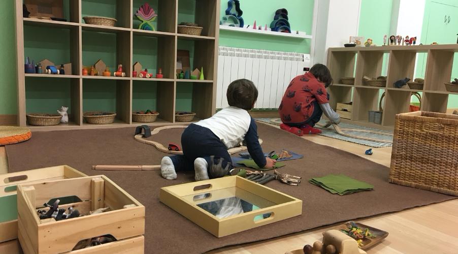 Diseñar Espacios Educativos